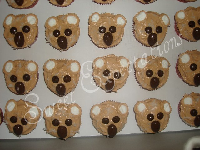 Cupcakes de Koala Koala Bear Cupcakes | by