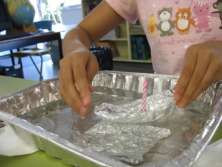 Tinfoil Boats | by Erica Hargreave