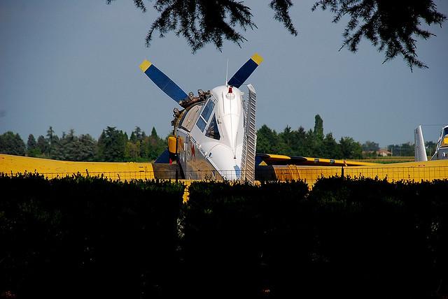 Pzl dromader aeroporto f cappa casale monferrato flickr for Cappa arredamenti casale monferrato