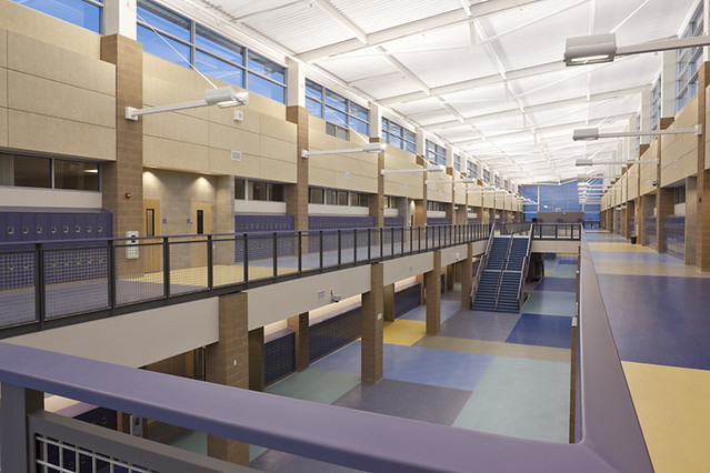 Sunrise Mountain High School Las Vegas Nv Frazier Masonry Flickr