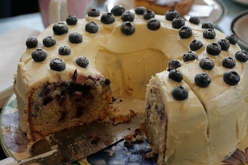 Hummingbird Bakery Coffee Cake
