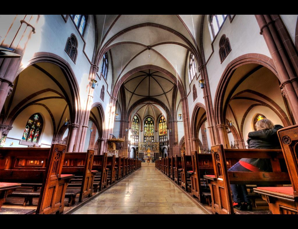 St Peter Heppenheim