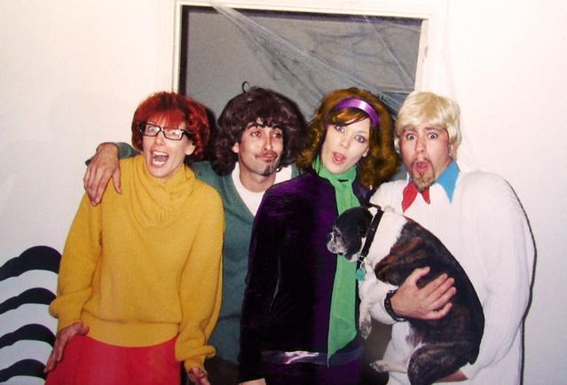 scooby-doo-halloween-costumes - Maegan Tintari - Flickr