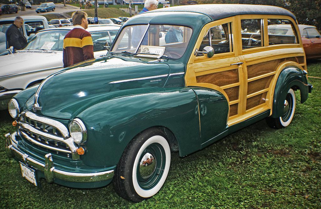 1955 Morris Oxford Woodie Haliburton Fall Festival Antiqu Flickr