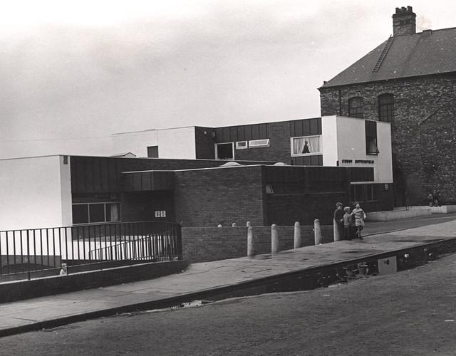 020028 Cushy Butterfield Scotswood Road 1969 Type