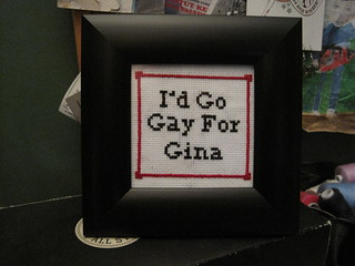 Gay For Gina | by torrance*