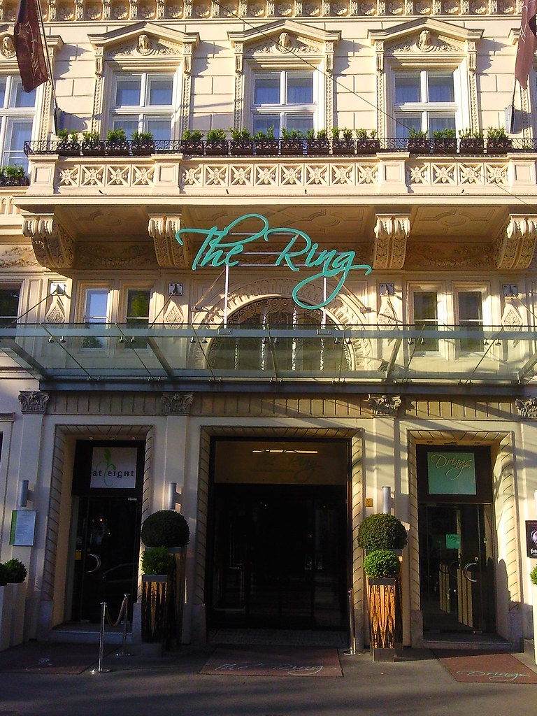 The Ring Vienna S Casual Luxury Hotel Vienna: My Review Of The Ring Hotel Vienna