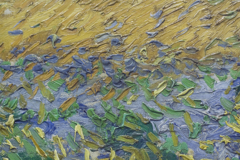 painted by van Gogh | by dacarrot