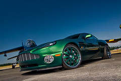 CNC Aston Martin | by Josh Mackey | Mackeydesigns.com