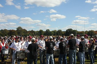 UMass Drumline: Band Day 2009 | by UMassDrumline