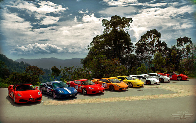 Exceptional Italian Lineup | By AnType Italian Lineup | By AnType
