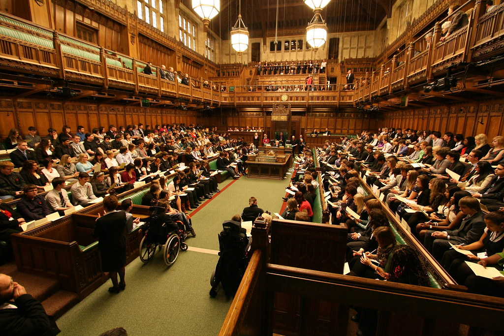 Act Parliament House Tours