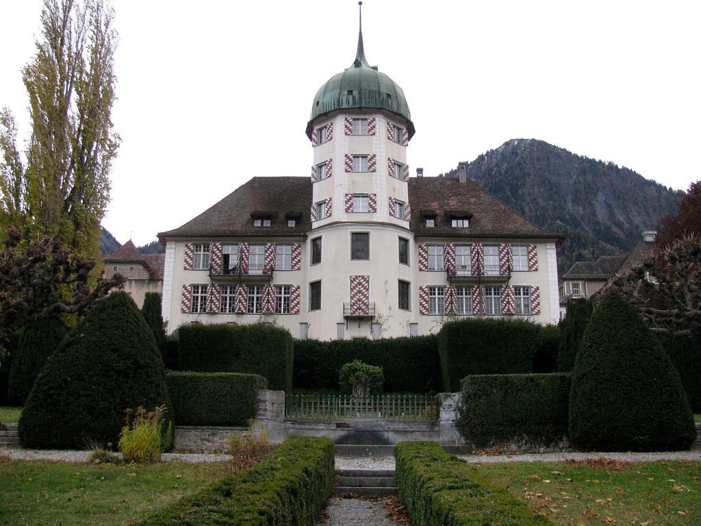 XXXX Reise durch die Schweiz : Unteres Schloss Zizers ( au
