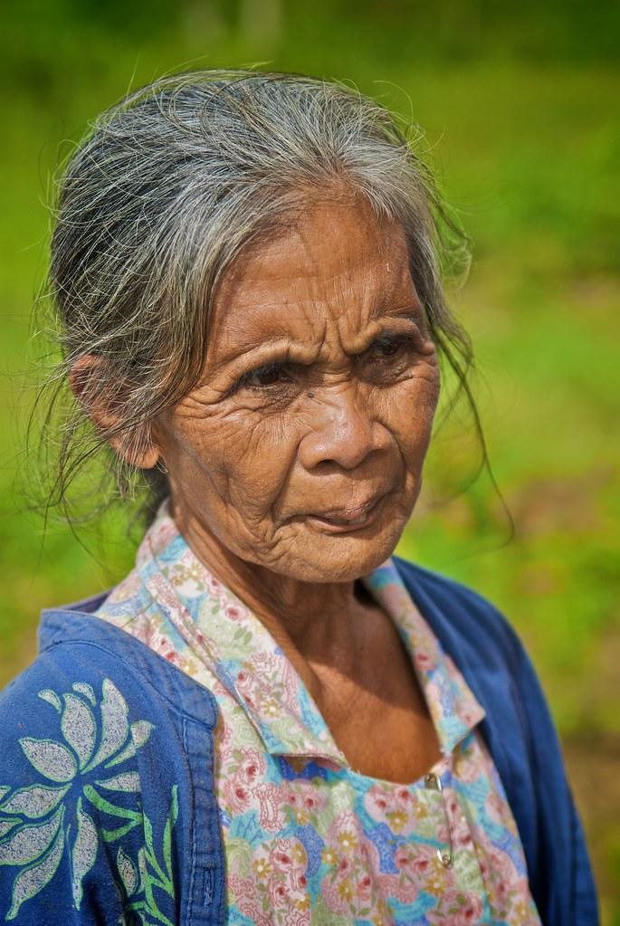 Philippines Old Woman  Philippines Old Woman  Flickr-3440