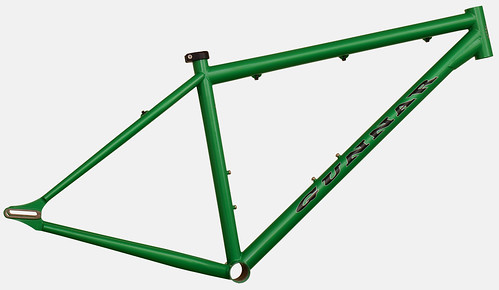 Ruffian - Quetzal green | by Gunnar Cycles