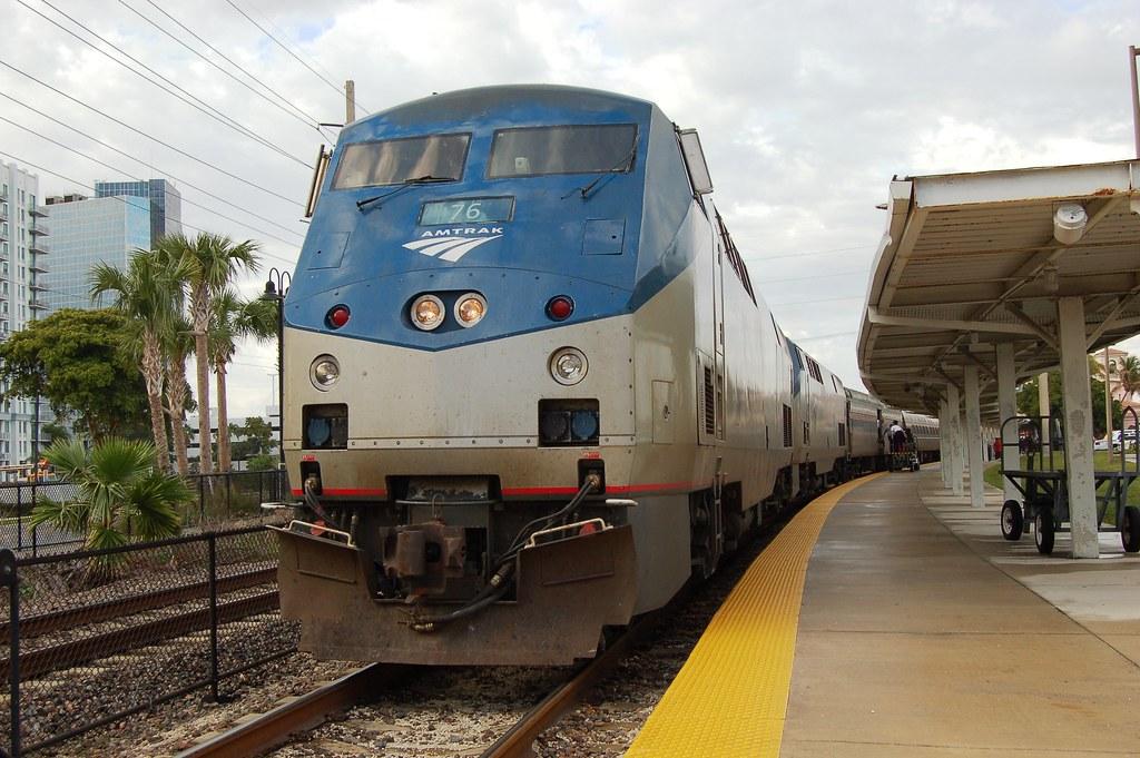 Palm Beach Train