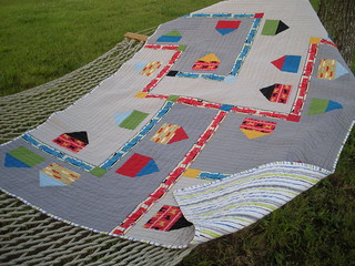 Homage to the Boys Quilt June 2011 | by TNquilter