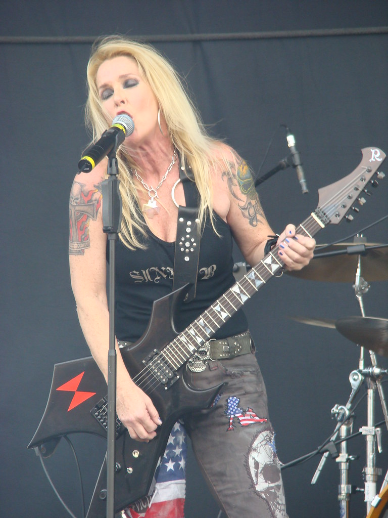 Lita Ford 18 Shadowgate Flickr