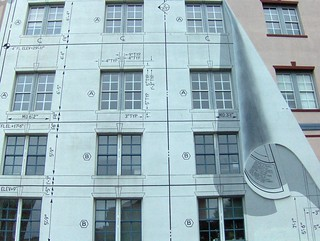 Blueprint Mural | by Joe Shlabotnik