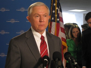 Sen. Jeff Sessions (R-Ala.) Speaks After Sotomayor Confirmation Hearing | by Talk Radio News Service
