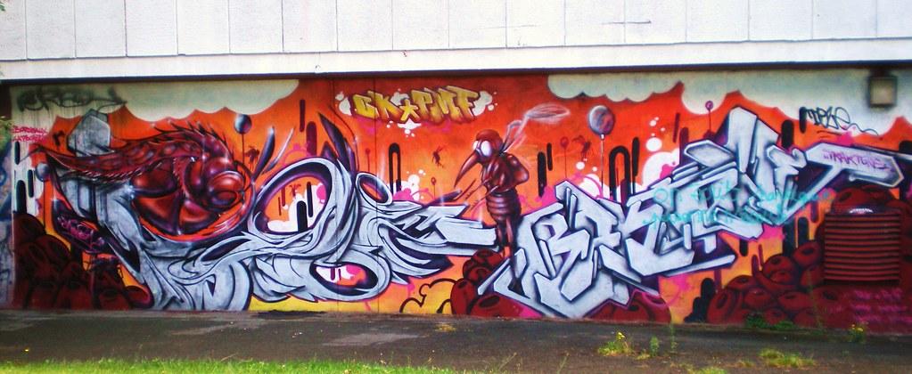 basketball hall la rochelle, graffiti | www.flickr.com ...