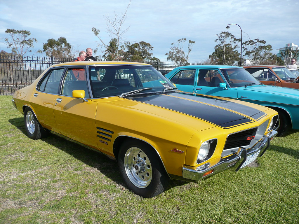 1973 4 Holden Hq Monaro Gts 4 Door The First Of The Four