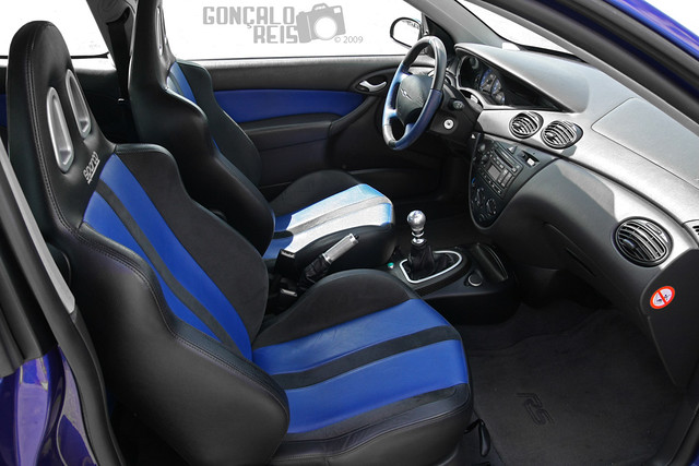 ... 2003 Ford Focus RS   Interior | By G.R.Bispo