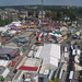 Another aerial view of the fair