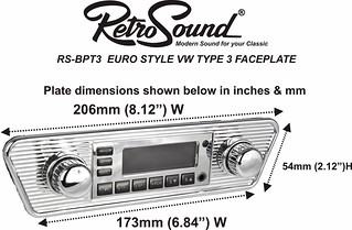 rs bpt3 plate  with dims | by RetroSound®