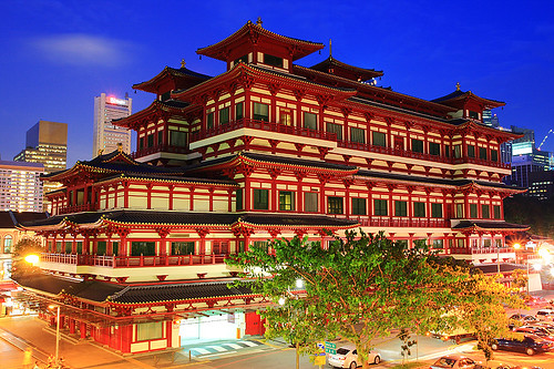 Buddha Tooth Relic Temple | by Billy Cadiz -sorry bz.. can't visit your site guys
