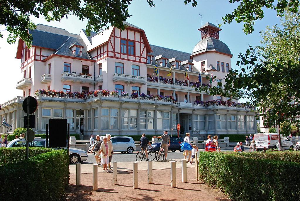 Hotel Aan Zee De Panne