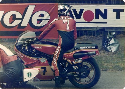 September 1978 Barry Sheene Texaco Heron Suzuki