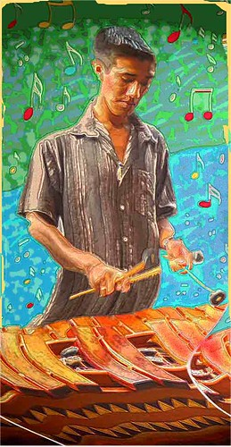 marimba  musician | by MouradianR :)