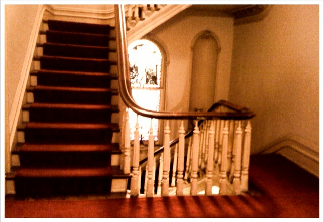 2nd floor floating staircase the floating staircase at for Flooring clarksville tn