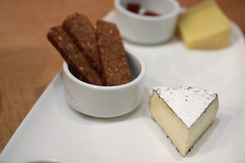 Ash Camembert (BC) with Date Bread | by Renée S. Suen