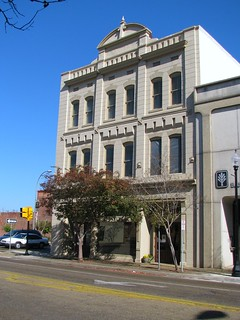 Building Located at 525 Main Street in Downtown Hattiesburg, Mississippi | by bluerim