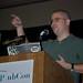 Matt Cutts Points Out a Spammer @ PubCon 2009
