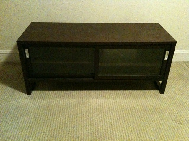 For Sale Tv Stand 100 Loop Tv Stand From Crate And Barr Flickr