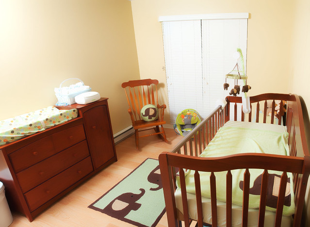 Celebrity Baby Room Ideas