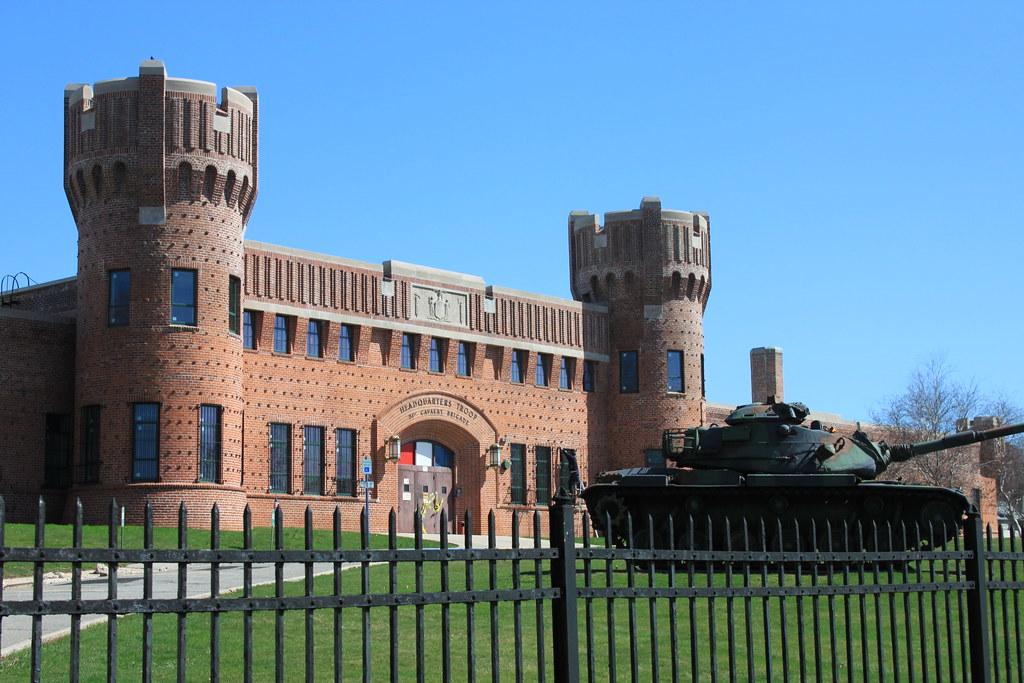 Manor Road Armory Staten Island Ny