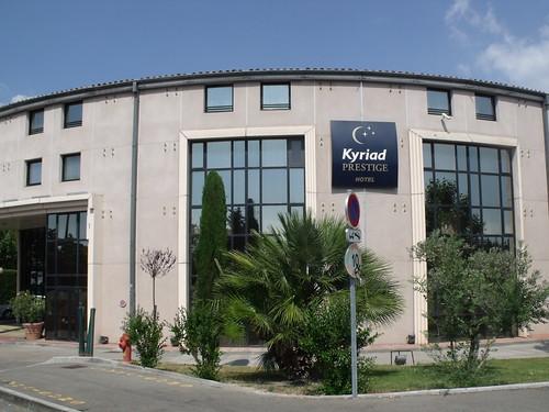 The Kyriad Hotel Disneyland Paris