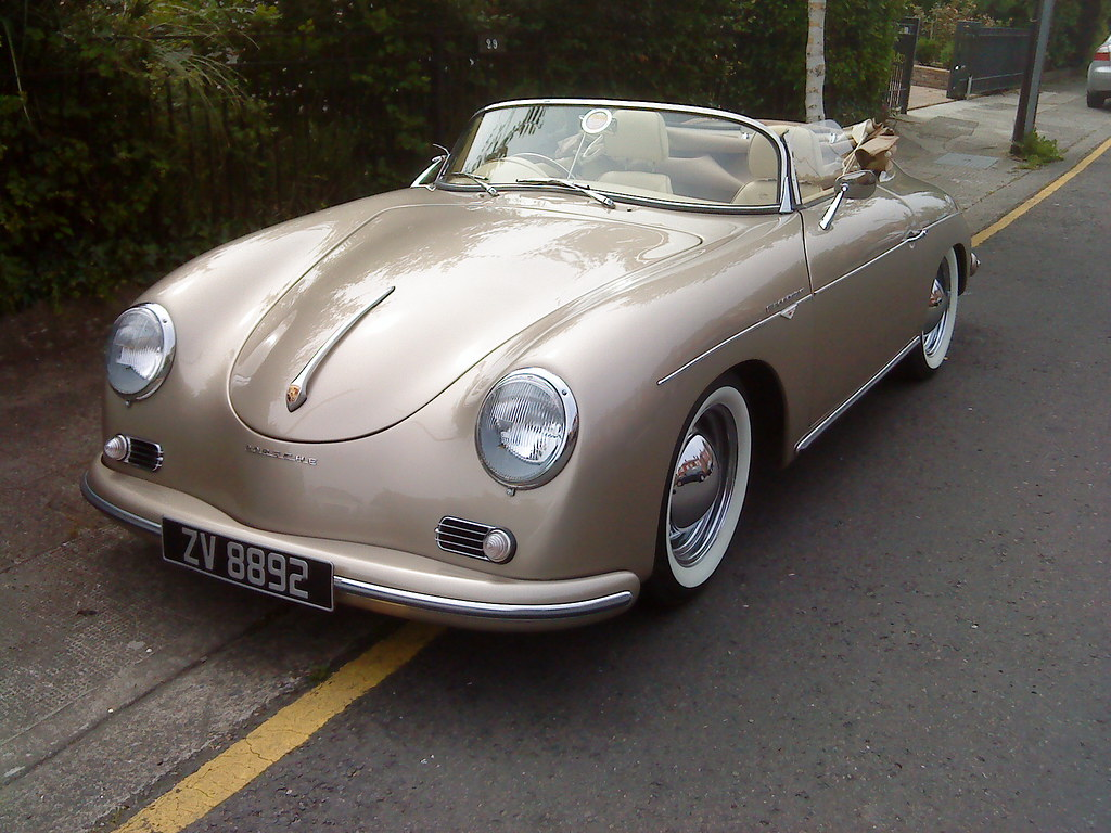 Porsche 356 Speedster 1950 57 Jmcarthy99 Flickr