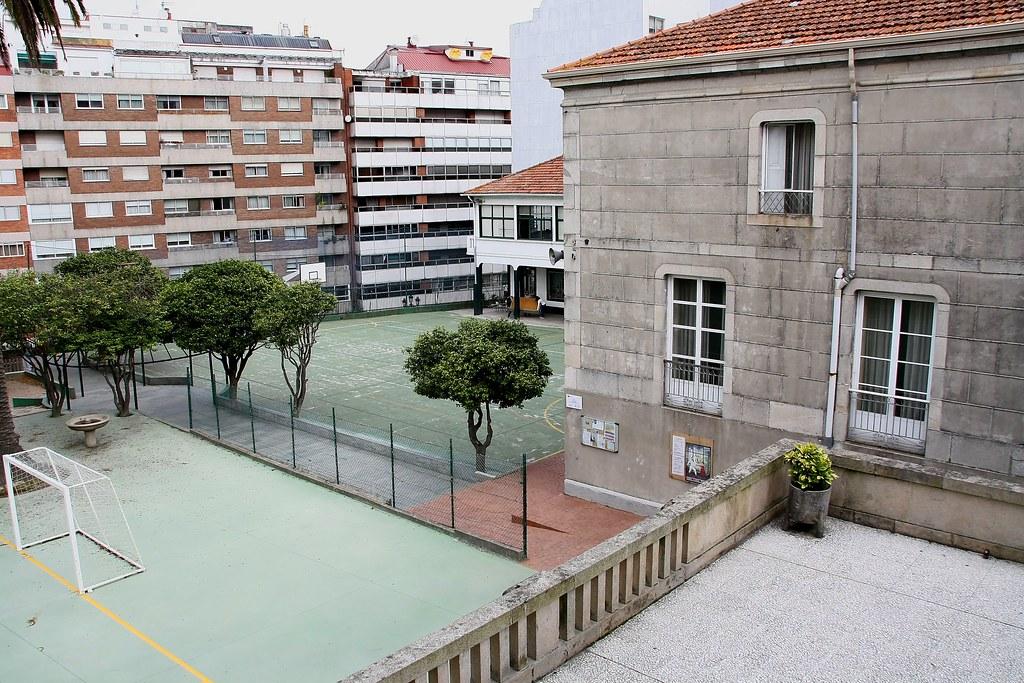 Colegio labor 18 vigo spain cesar redondo flickr - Colegio monterrey vigo ...