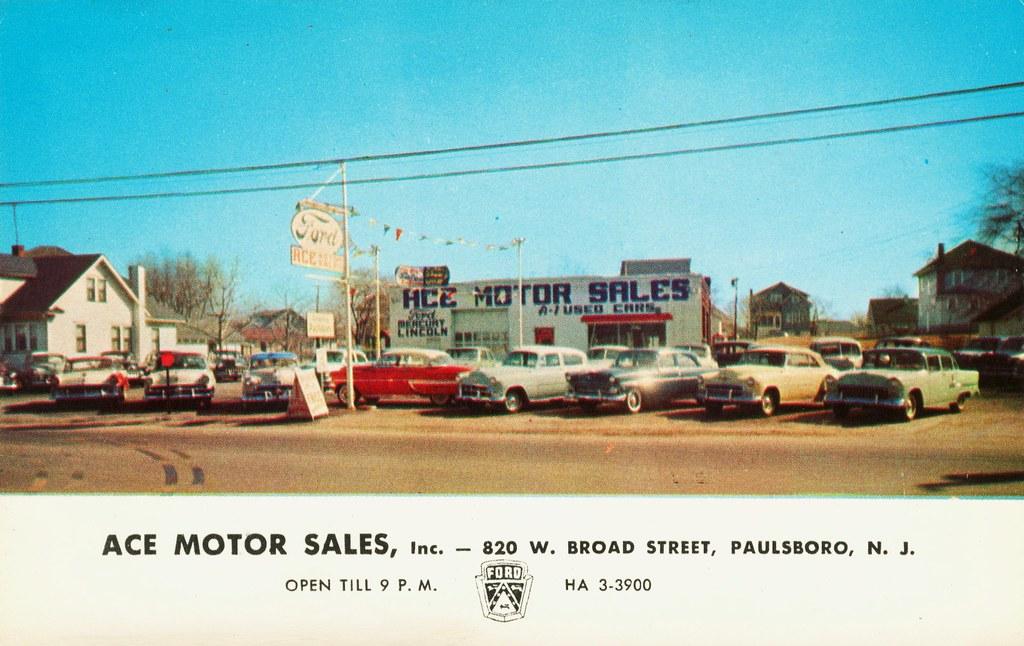 Classic Car Dealer Paulsboro Nj