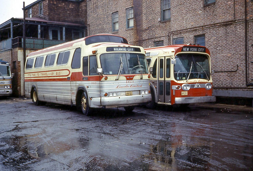 19700202 13 Lincoln Transit Co., Atlantic City, NJ | by davidwilson1949