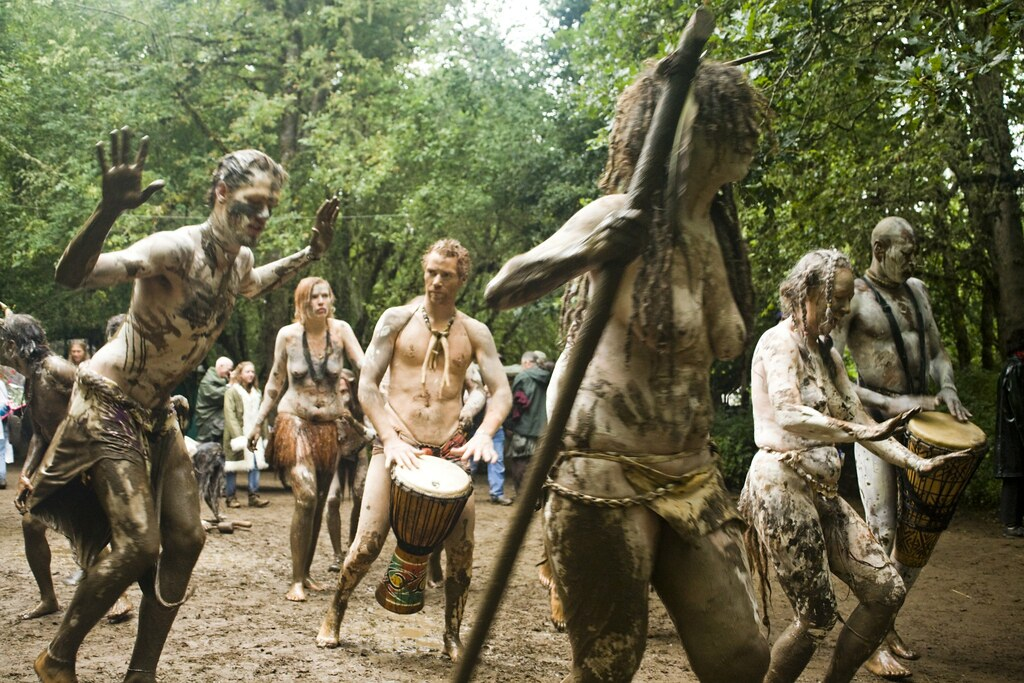 Mud People  Andrew Lachance  Flickr-3182