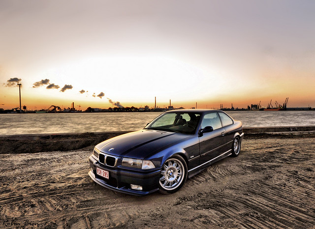 Bmw E36 M3 3 2 Robin Bien Flickr