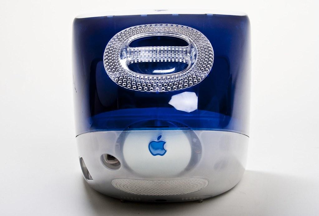 "Ic Free Shipping >> iMac G3 500Mhz (2001) ""Indigo"" | Need to Reset PMU? The ..."