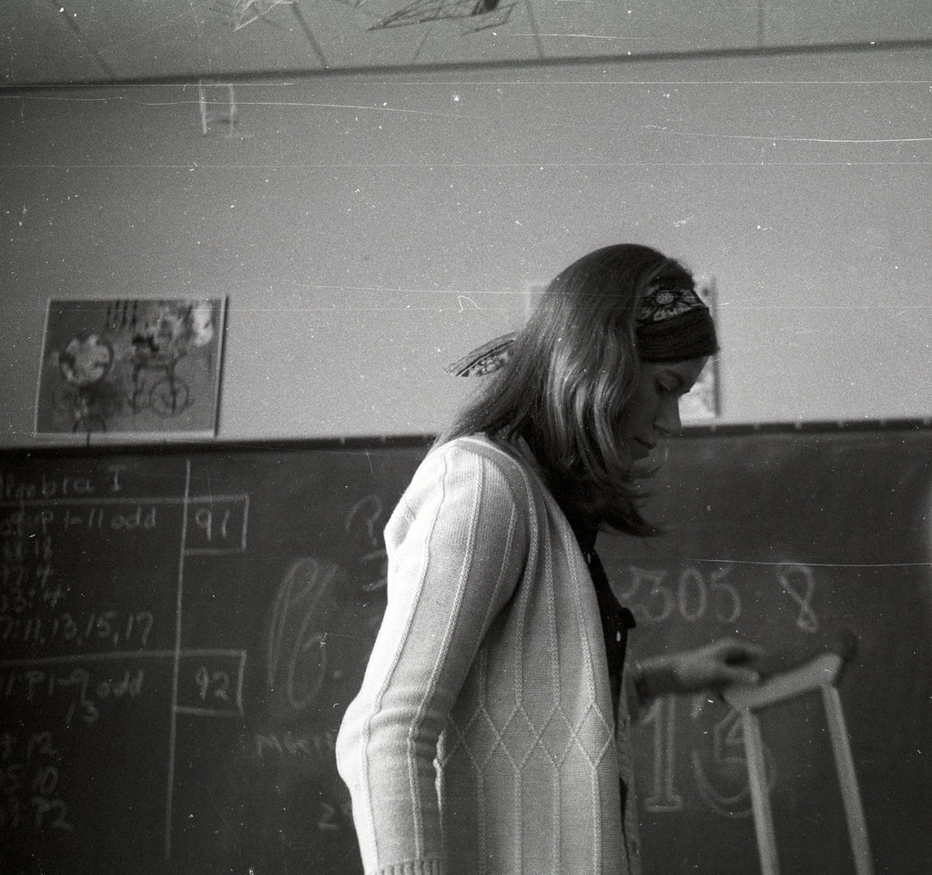 Nurnberg American High School Germany Algebra Class Studen Flickr