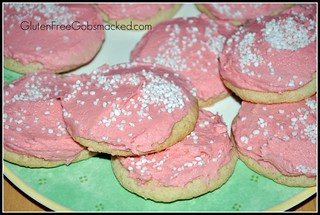 GF:  Crispy, Melt-In-Your Mouth Sugar Cookies | by Kate Chan
